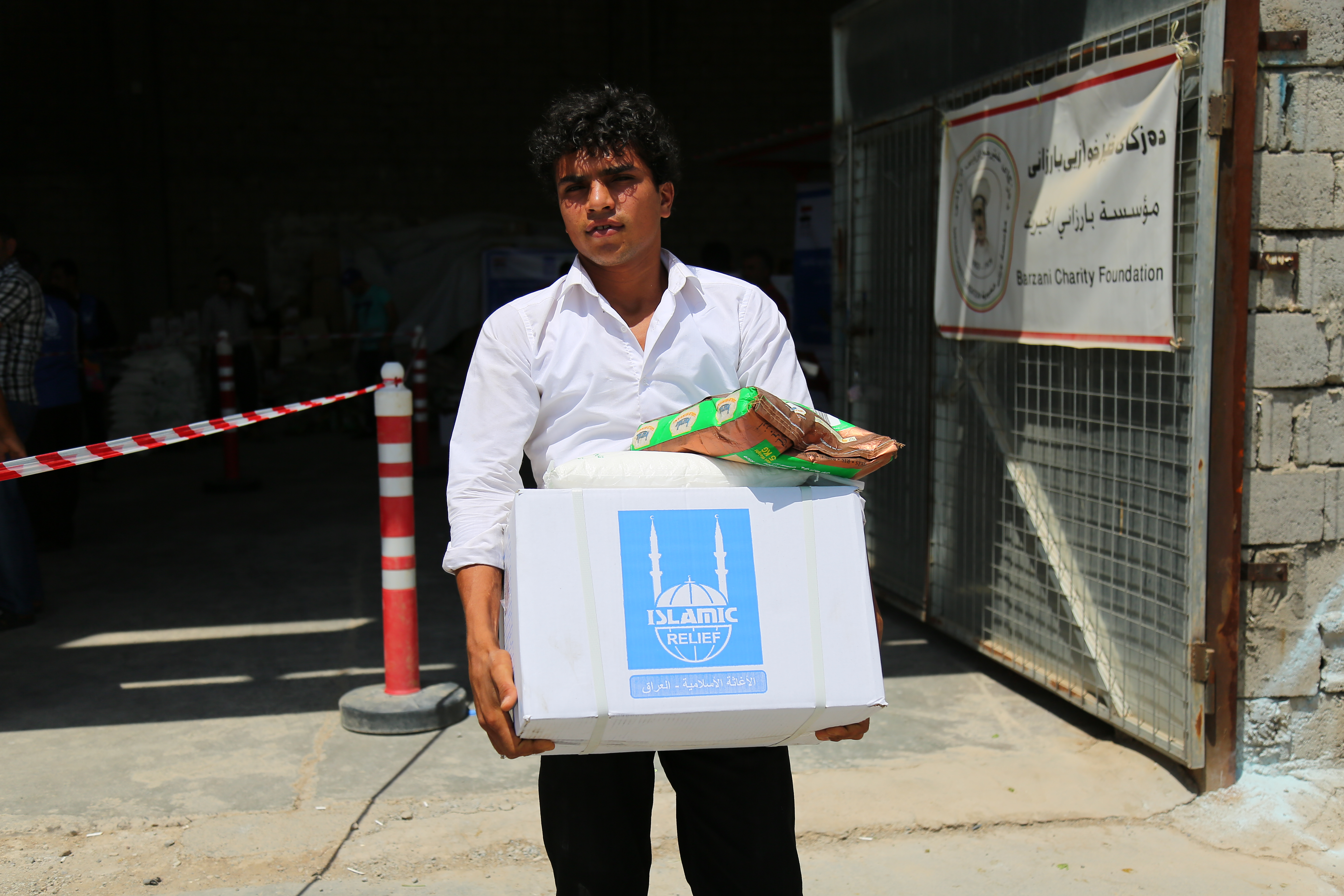 ir-iraq.org Relief to IDPs in Anbar and Arbil